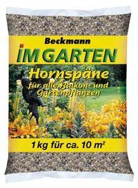 Beckmann Hornspäne 1kg