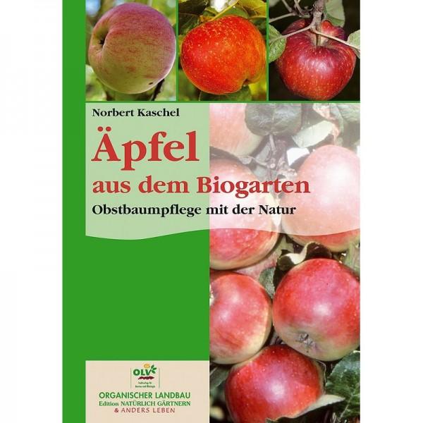 Äpfel aus dem Biogarten von Norbert Kaschel