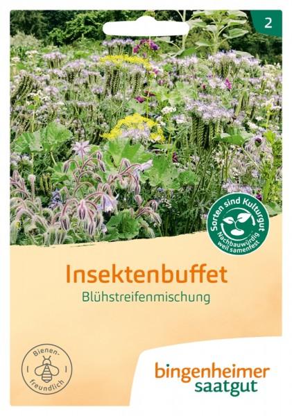 BIO Saatgut Gründüngung Blühstreifen Insektenbuffet