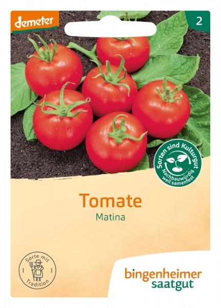 BIO Saatgut Tomate Matina
