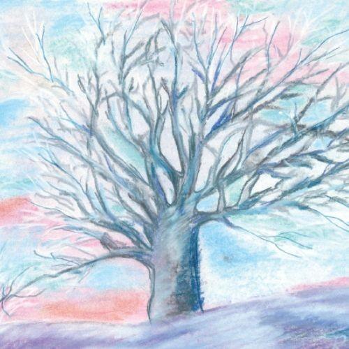 Geschenkgutschein Motiv Wintermorgen