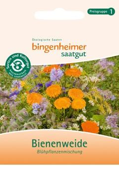 BIO Saatgut Blumenmischung Bienenweide