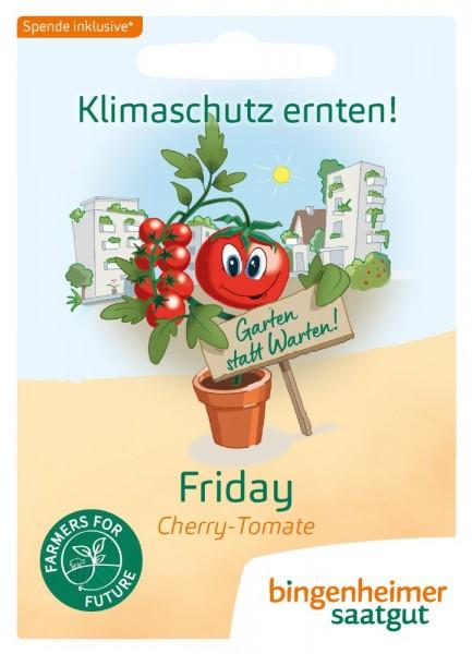 BIO Saatgut Friday Klimatomate