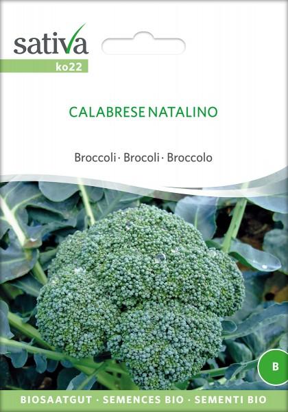 BIO Saatgut Brokkoli Calabrese Natalino