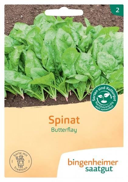 BIO Saatgut Spinat Butterflay