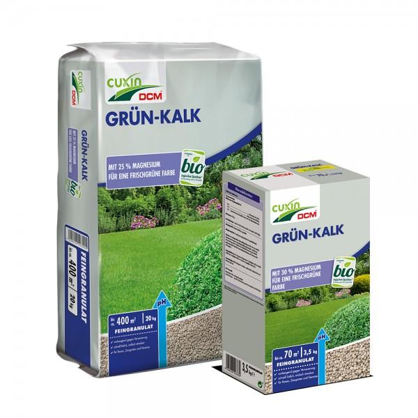 Cuxin Grün-Kalk 3,5 kg