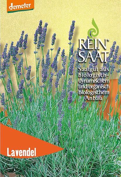 BIO Saatgut Lavendel