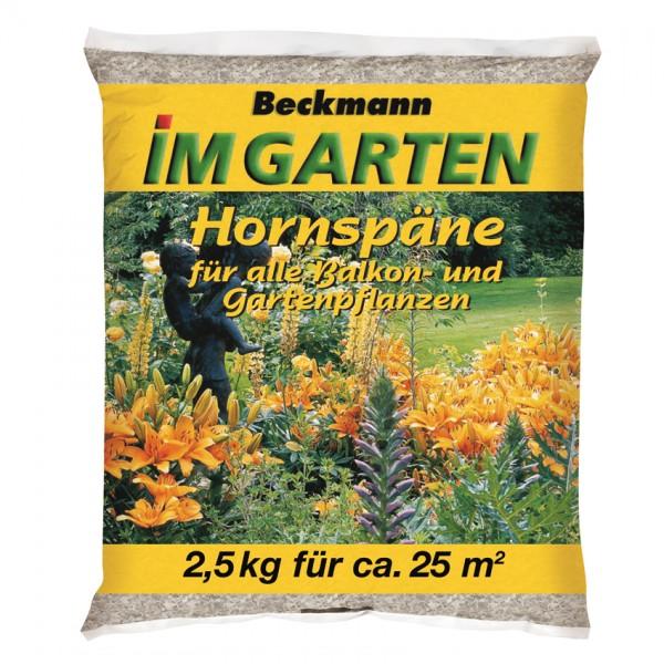 Beckmann Hornspäne 2,5 kg