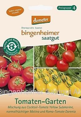 BIO Saatgut Tomaten-Garten