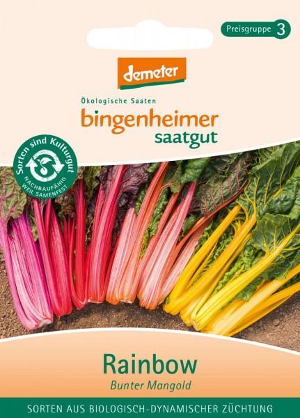 BIO Saatgut Mangold Rainbow