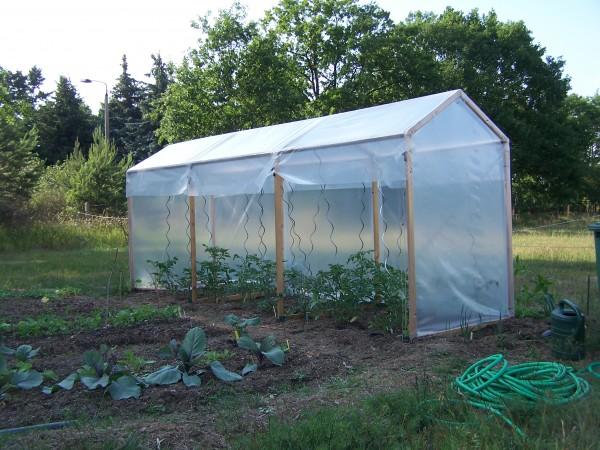 Tomatenhaus Erweiterungssatz