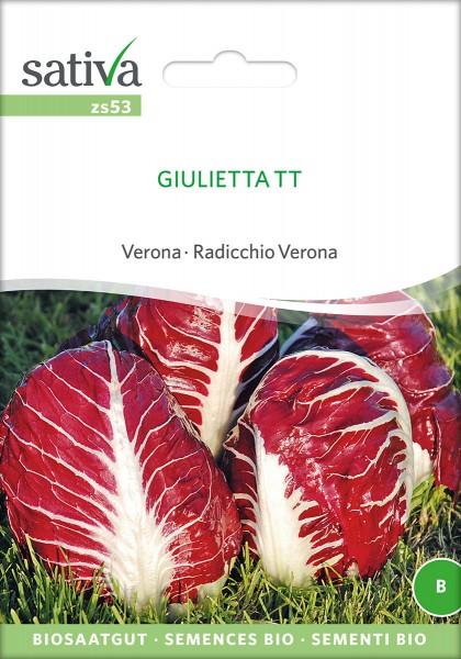 BIO Saatgut Radicchio Giulietta TT