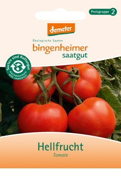 BIO Saatgut Tomate Hellfrucht