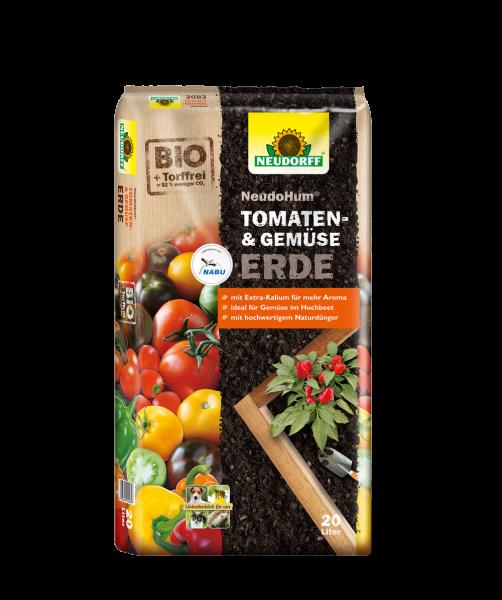 NeudoHum Tomaten- und GemüseErde