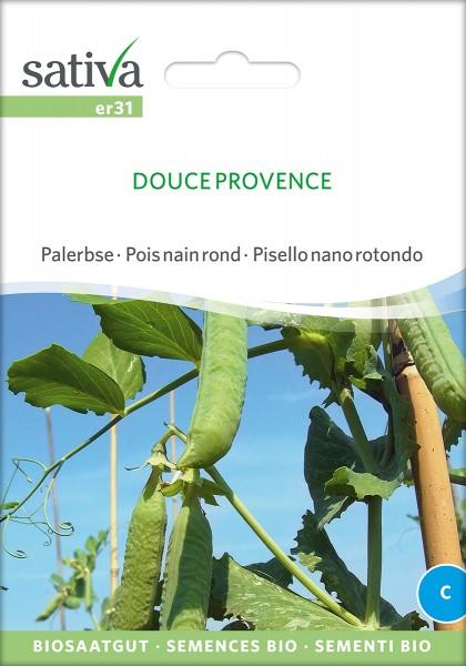 BIO Saatgut Palerbse Douce Provence