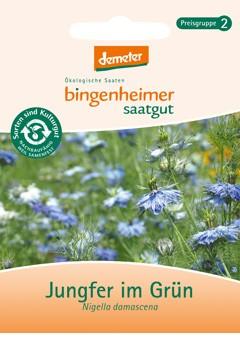 BIO Saatgut Jungfer im Grünen