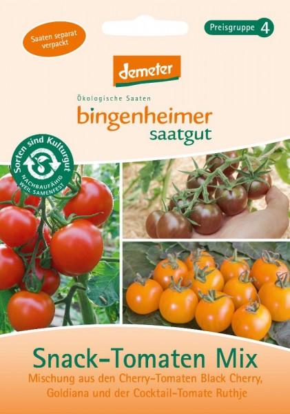 BIO Saatgut Snack-Tomaten Mix