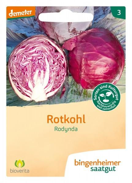 BIO Saatgut Rotkohl Rodynda