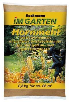 Beckmann Hornmehl 1 kg (Symbolbild)