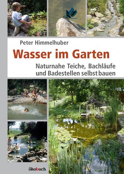 Wasser im Garten von Peter Himmelhuber