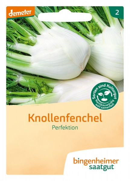 BIO Saatgut Knollenfenchel Perfektion
