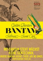 BIO Saatgut AKTION Golden Bantam Mais