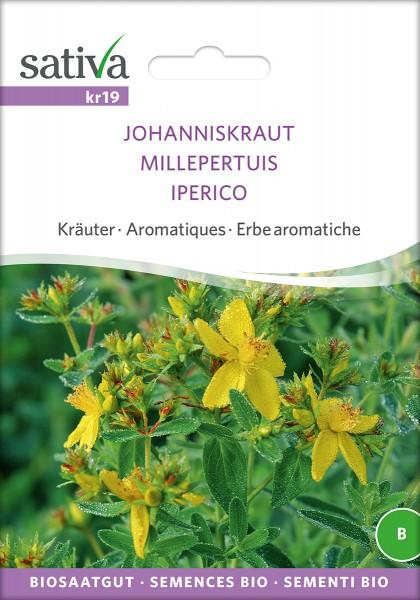 BIO Saatgut Johanniskraut