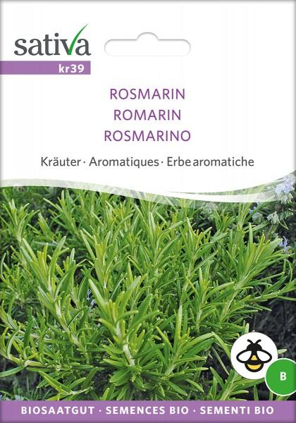BIO Saatgut Rosmarin