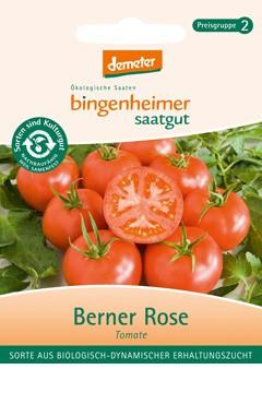 BIO Saatgut Tomate Berner Rose
