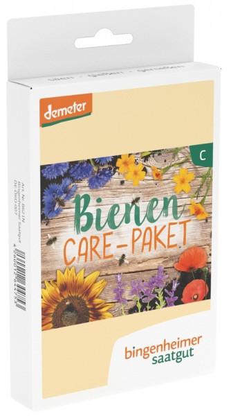 BIO Saatgut Bienen-Care-Paket Saatgutbox