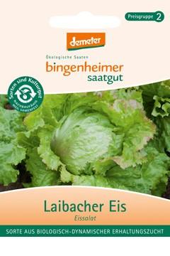 BIO Saatgut Eissalat Laibacher Eis