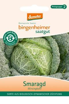 BIO Saatgut Wirsingkohl Smaragd