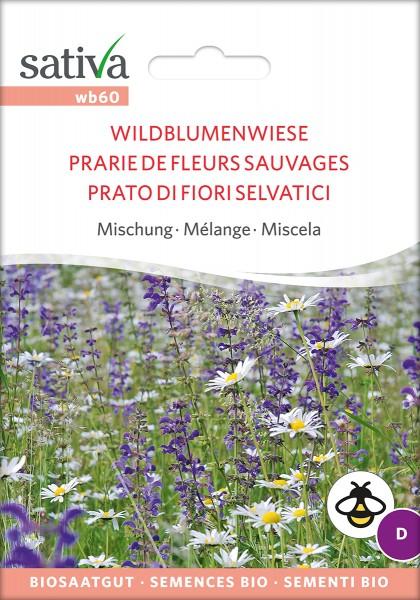 BIO Saatgut Mischung Wildblumenwiese