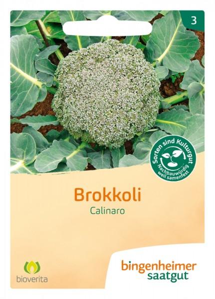 BIO Saatgut Brokkoli Calinaro